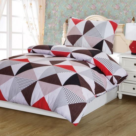 Saten bedding TRIPLE 140x200